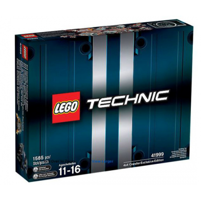 LEGO TECHNIC Crawler exclusif 4x4 2013